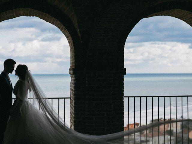 Il matrimonio di Massimo e Alessia a Giulianova, Teramo 32