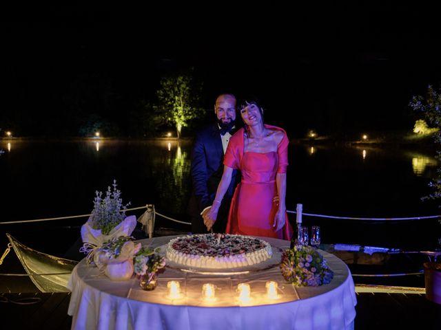 Il matrimonio di Samanta e Riccardo a Castellina in Chianti, Siena 4