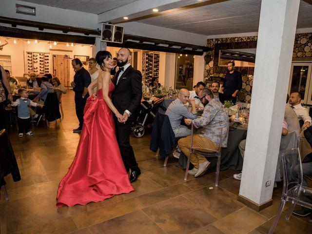 Il matrimonio di Samanta e Riccardo a Castellina in Chianti, Siena 5