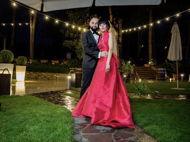 Il matrimonio di Samanta e Riccardo a Castellina in Chianti, Siena 8