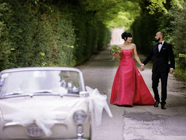 Il matrimonio di Samanta e Riccardo a Castellina in Chianti, Siena 15