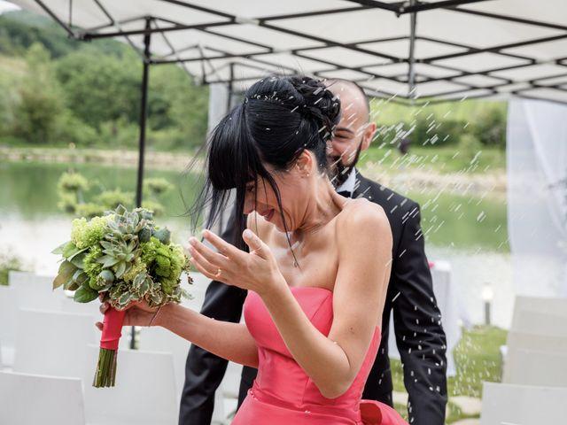 Il matrimonio di Samanta e Riccardo a Castellina in Chianti, Siena 18