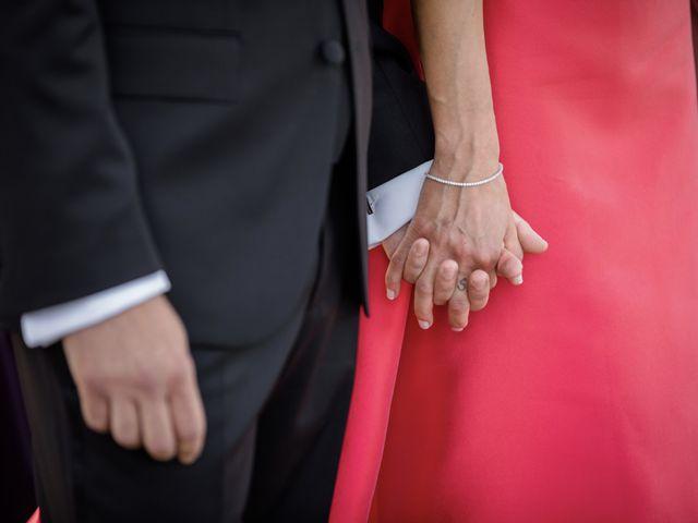 Il matrimonio di Samanta e Riccardo a Castellina in Chianti, Siena 19