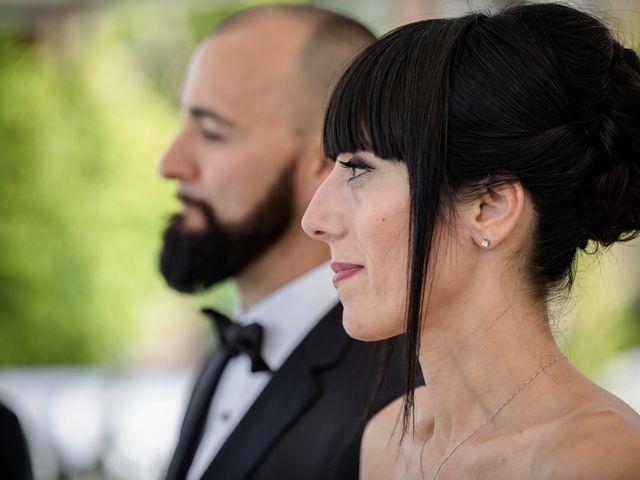 Il matrimonio di Samanta e Riccardo a Castellina in Chianti, Siena 20