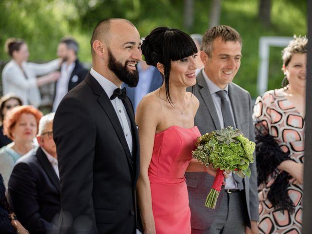 Il matrimonio di Samanta e Riccardo a Castellina in Chianti, Siena 21