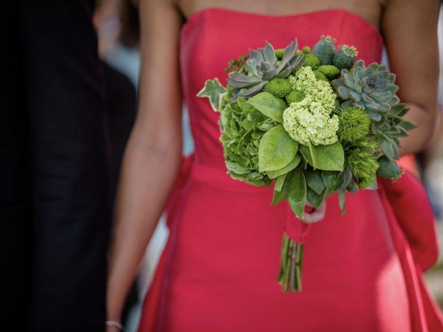Il matrimonio di Samanta e Riccardo a Castellina in Chianti, Siena 22