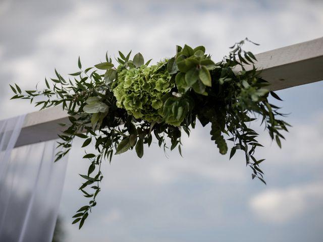 Il matrimonio di Samanta e Riccardo a Castellina in Chianti, Siena 25