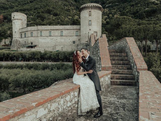 Il matrimonio di Maria Paola e Adriano a Castellammare di Stabia, Napoli 1