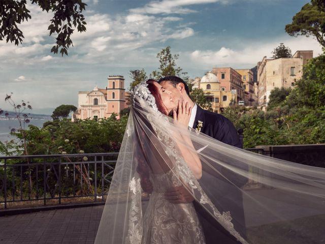Il matrimonio di Maria Paola e Adriano a Castellammare di Stabia, Napoli 2
