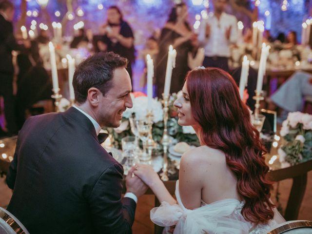 Le nozze di Adriano e Maria Paola