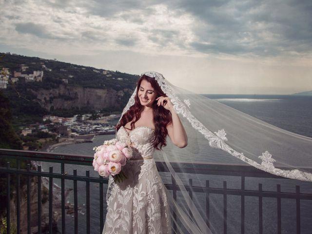 Il matrimonio di Maria Paola e Adriano a Castellammare di Stabia, Napoli 17
