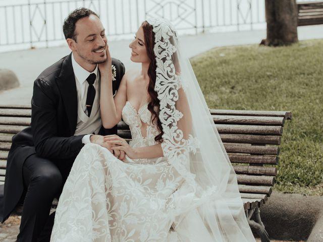 Il matrimonio di Maria Paola e Adriano a Castellammare di Stabia, Napoli 20