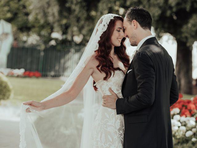 Il matrimonio di Maria Paola e Adriano a Castellammare di Stabia, Napoli 21