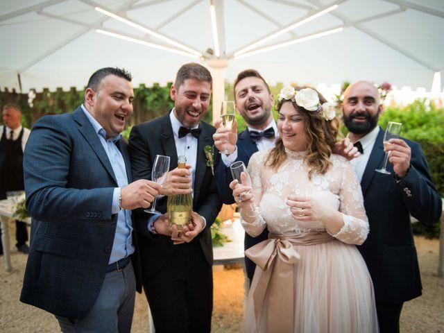 Il matrimonio di Antonio e Raffaella a Pisticci, Matera 13