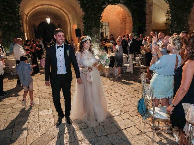 Il matrimonio di Antonio e Raffaella a Pisticci, Matera 24