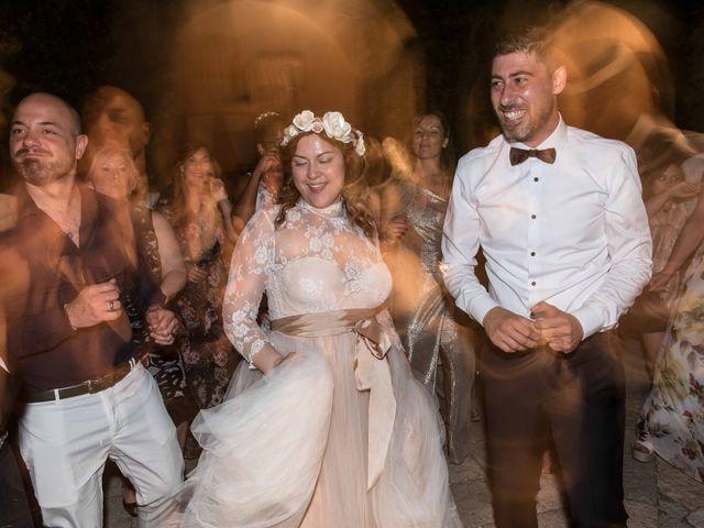 Il matrimonio di Antonio e Raffaella a Pisticci, Matera 48