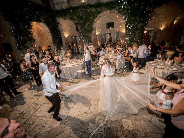 Il matrimonio di Antonio e Raffaella a Pisticci, Matera 50