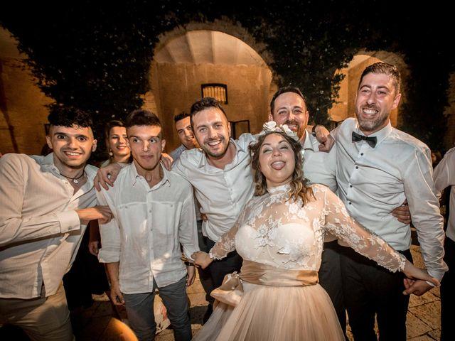 Il matrimonio di Antonio e Raffaella a Pisticci, Matera 52