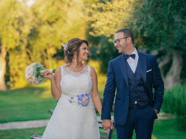 le nozze di Stefano e Grazia