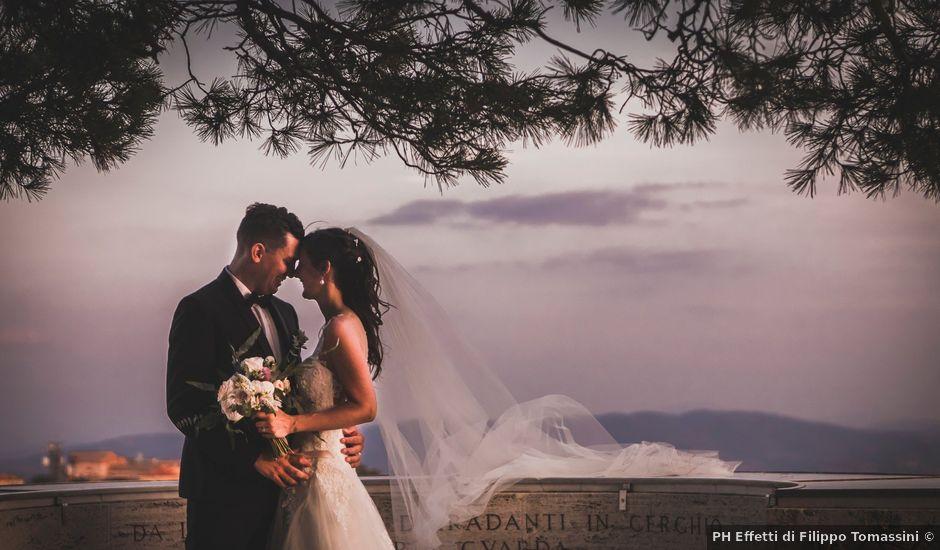 Il matrimonio di Andrea e Jessica a Perugia, Perugia
