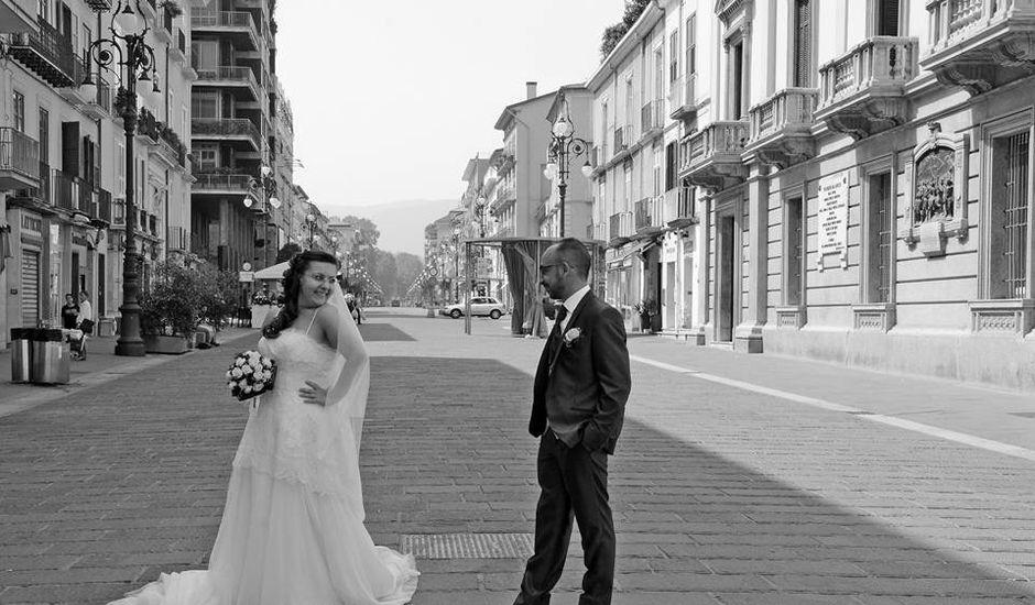 Il matrimonio di Vito e Carla a Avellino, Avellino