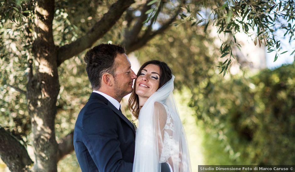 Il matrimonio di Franco e Vania a Castiglione della Pescaia, Grosseto