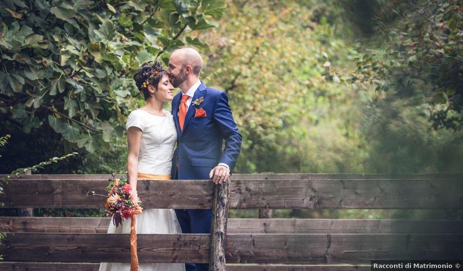 Il matrimonio di Daniele e Greta a Solaro, Milano