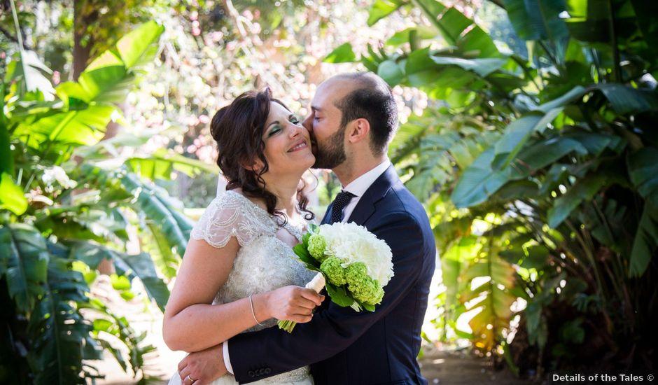 Il matrimonio di Valerio e Roberta a Palermo, Palermo