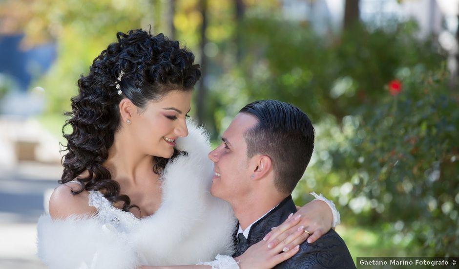 Il matrimonio di Mario e Anna a Sant'Antonio Abate, Napoli