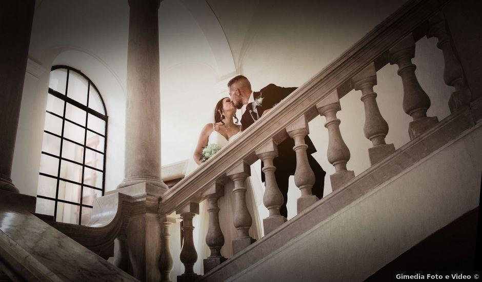 Il matrimonio di Matteo e Vanessa a Sarzana, La Spezia
