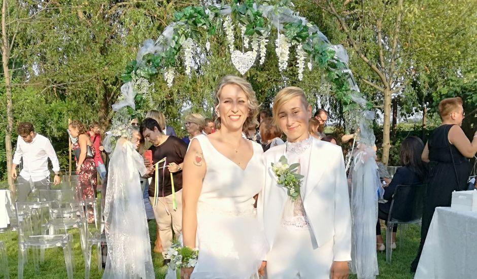 Il matrimonio di Valentina  e Federica a Castagnole Piemonte, Torino