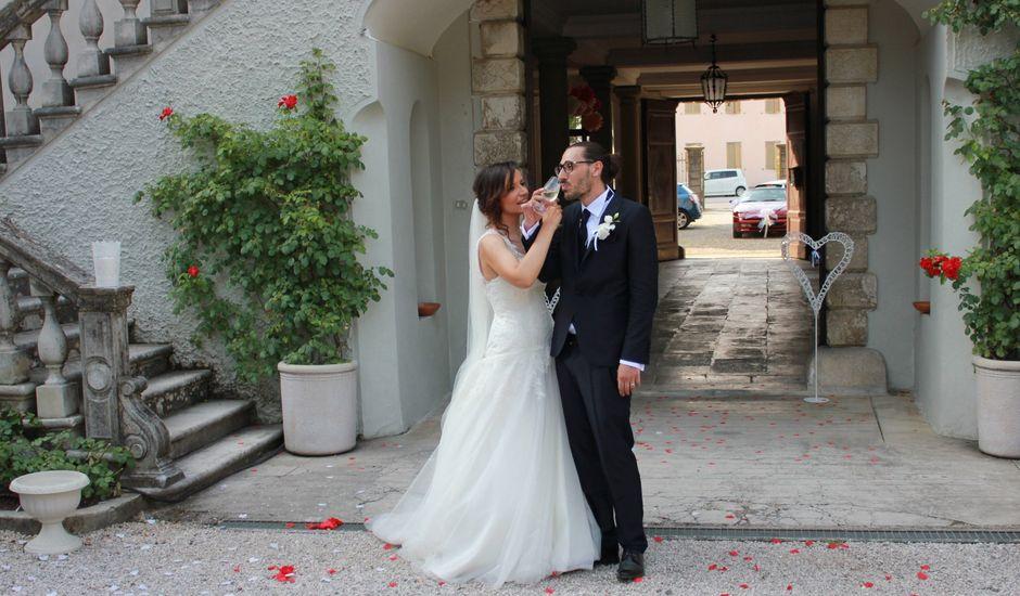 Il matrimonio di Manuel e Rossella a San Canzian d'Isonzo, Gorizia