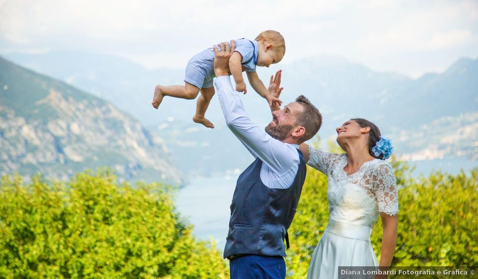 Il matrimonio di Mirco e Mara a Solto Collina, Bergamo