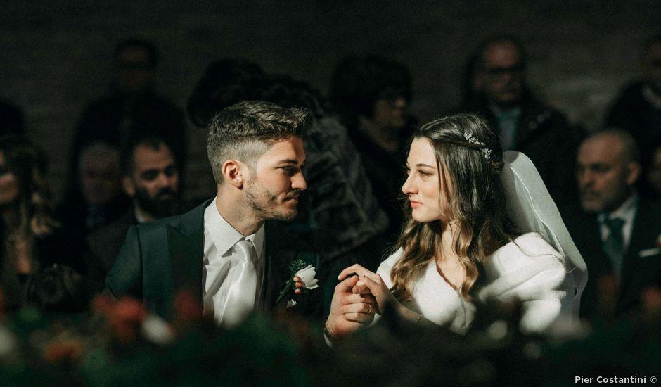 Il matrimonio di Massimo e Alessia a Giulianova, Teramo
