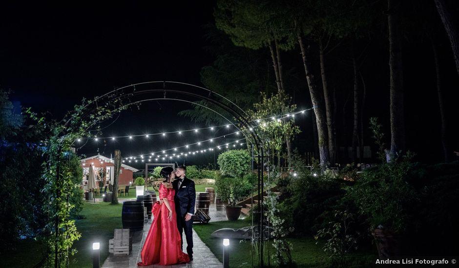 Il matrimonio di Samanta e Riccardo a Castellina in Chianti, Siena