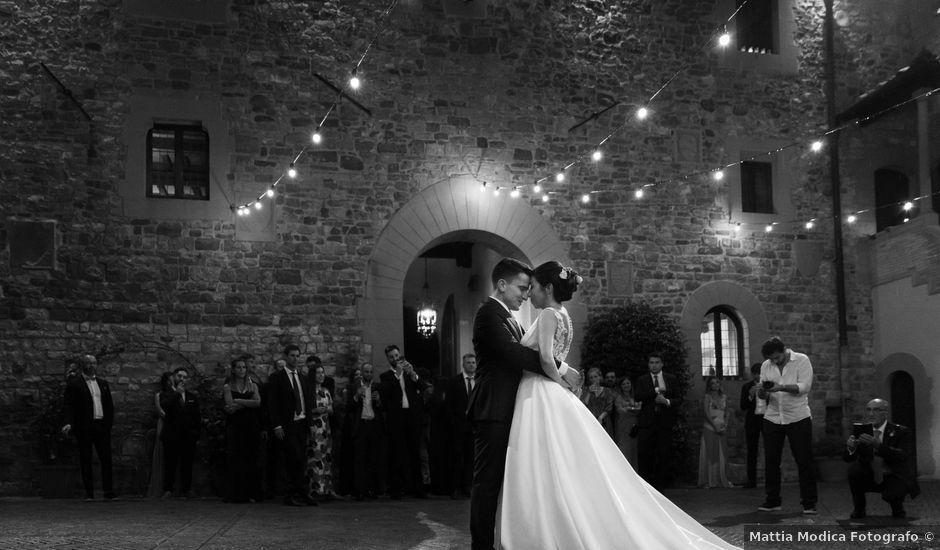 Il matrimonio di Francesco e Ilaria a San Casciano in Val di Pesa, Firenze