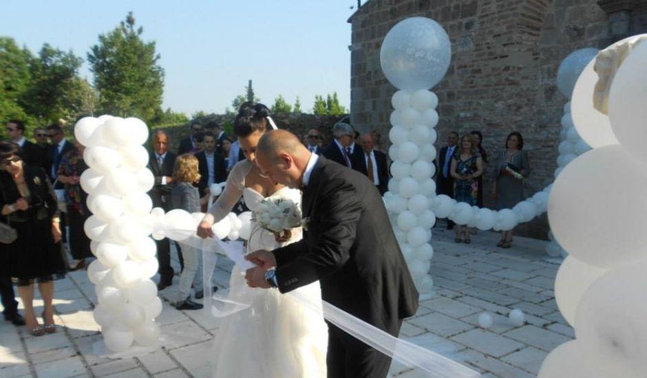 Il matrimonio di Leone e Antonella a Carinola, Caserta