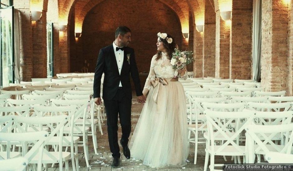 Il matrimonio di Antonio e Raffaella a Pisticci, Matera