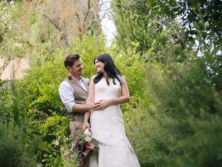 Le nozze di Lucy e Leon