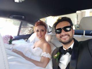 Le nozze di Alessandra e Michele