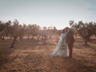 Le nozze di Roberta e Jean Louis