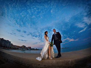 Le nozze di Stefania e Ugo