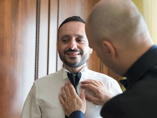 le nozze di Tiziana e Paolo 2