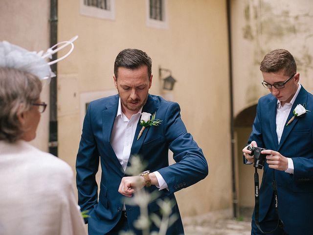 Il matrimonio di Mark e Sally a Firenze, Firenze 4