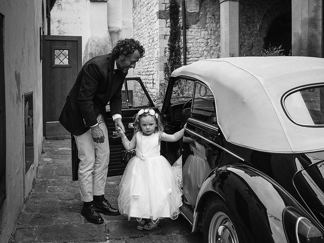 Il matrimonio di Mark e Sally a Firenze, Firenze 5
