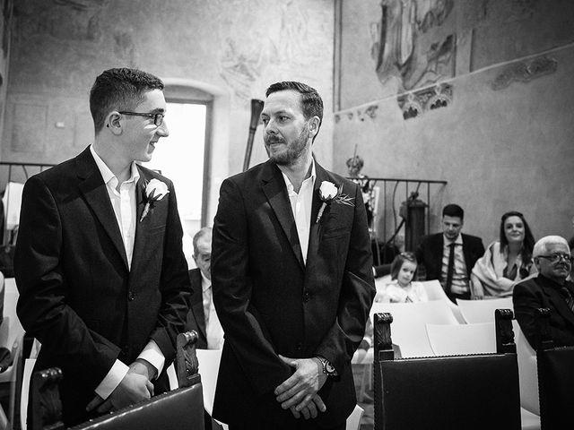 Il matrimonio di Mark e Sally a Firenze, Firenze 6