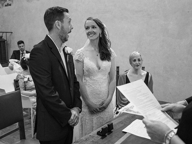 Il matrimonio di Mark e Sally a Firenze, Firenze 8