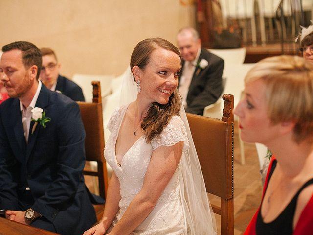 Il matrimonio di Mark e Sally a Firenze, Firenze 9