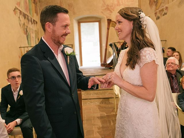 Il matrimonio di Mark e Sally a Firenze, Firenze 13