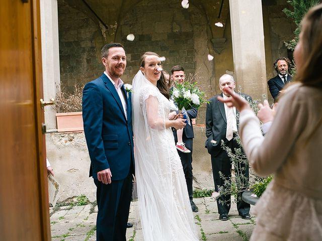 Il matrimonio di Mark e Sally a Firenze, Firenze 16